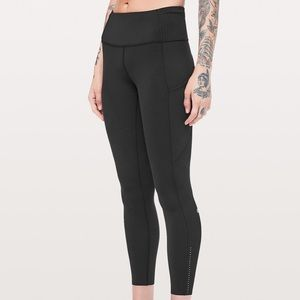 Lululemon Fast and Free 7/8 Tight
